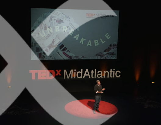 ted talk unbreakable