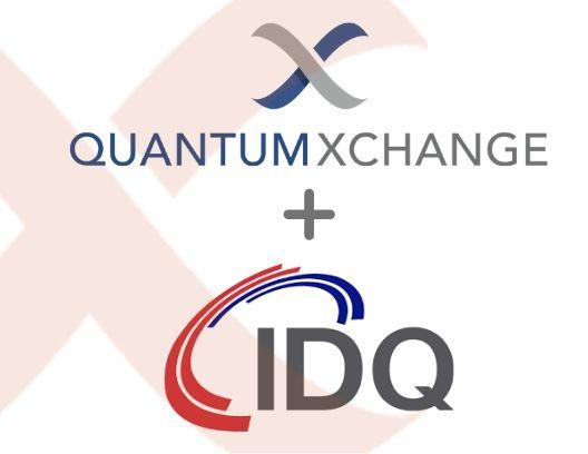 QXC and IDQ ultra secure networks