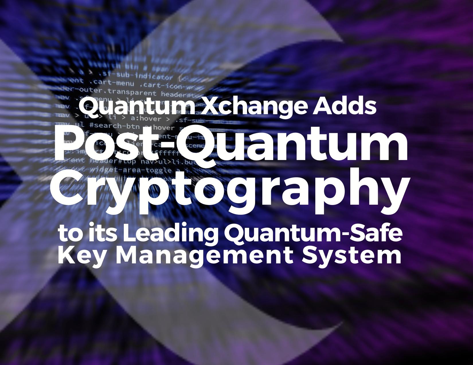 post-quantum crypto
