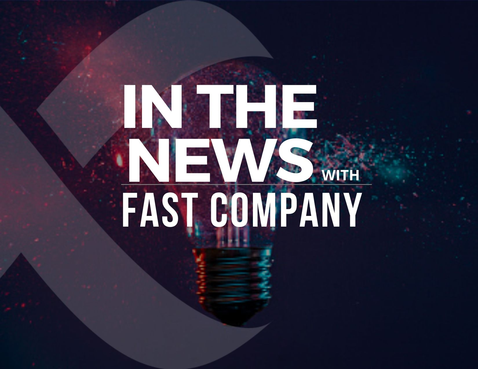 Fast Company published their annual ranking of the businesses making the most profound impact on both industry and culture showcases a variety of ways to thrive in today's volatile world. Quantum Xchange Debuts at #4 on List of Most Innovative Security Companies 2020